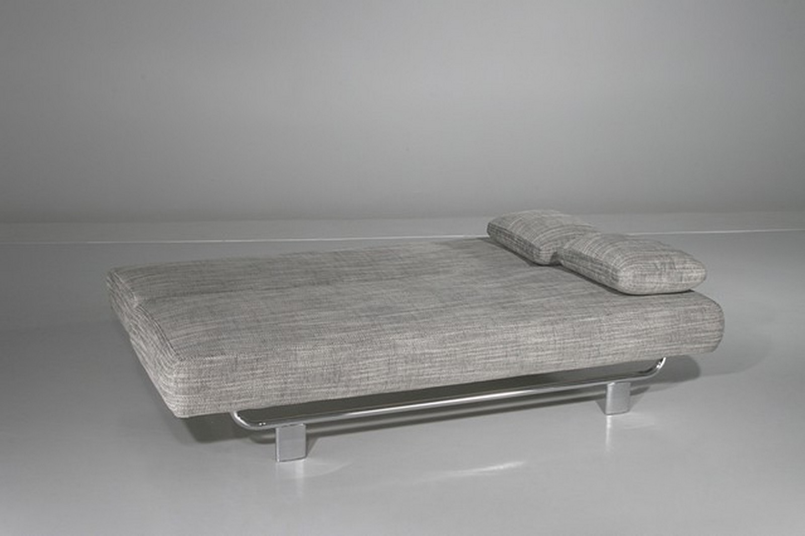 schlafsofa bettsofa funktionssofa mit federkern in webstoff sandy ebay. Black Bedroom Furniture Sets. Home Design Ideas